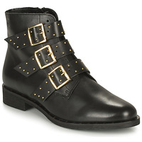 Scarpe Donna Stivaletti Betty London LYS Nero