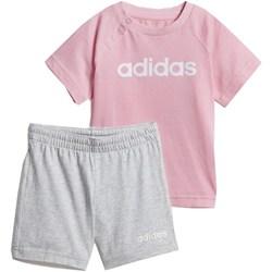 Abbigliamento Bambina Completo adidas Originals DV1269 Rosa