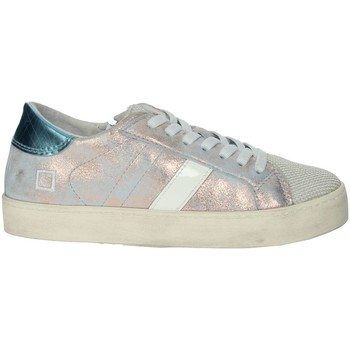 Scarpe Bambina Sneakers basse Date HILL LOW-A2 ROSA