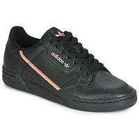 Scarpe Donna Sneakers basse adidas Originals CONTINENTAL 80 W Nero