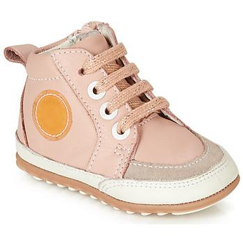 Scarpe Bambina Sneakers alte Robeez MIGO Rosa