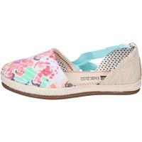 Scarpe Donna Espadrillas O-joo sandali tela multicolor