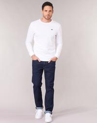 Abbigliamento Uomo Jeans dritti Levi's 514 STRAIGHT Blu