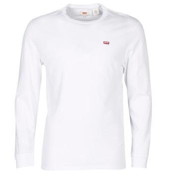 Abbigliamento Uomo T-shirt maniche corte Levi's LS ORIGINAL HM TEE Bianco