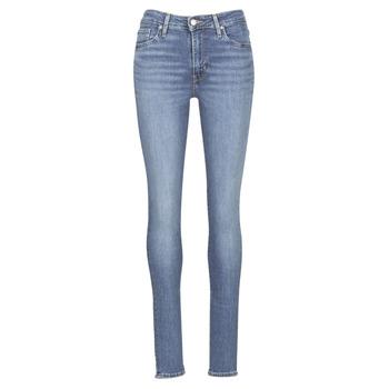 Abbigliamento Donna Jeans skynny Levi's 721 HIGH RISE SKINNY Los / Angeles / Sun