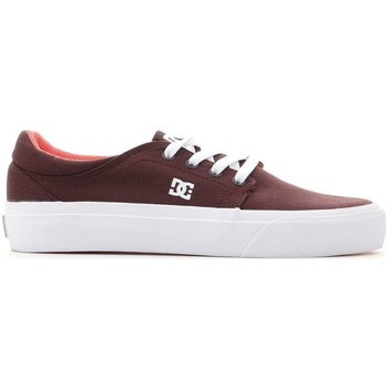 Scarpe Donna Tennis DC Shoes Trase TX Marrone