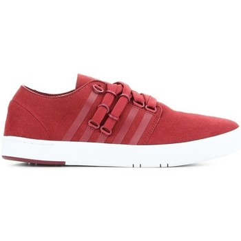 Scarpe Uomo Sneakers basse K-Swiss DR Cinch LO Rosso