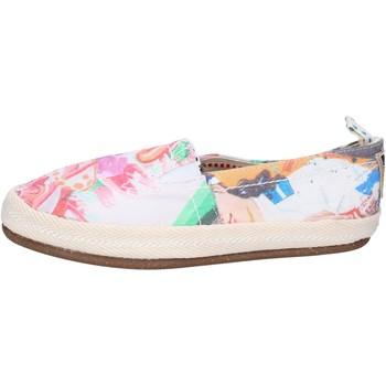 Scarpe Donna Slip on O-joo slip on tela multicolor