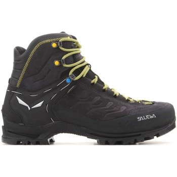 Scarpe Uomo Sneakers alte Salewa MS Rapace Gtx Nero