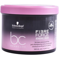 Bellezza Maschere &Balsamo Schwarzkopf Bc Fibre Force Bonding Cream  500 ml