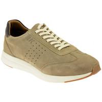 Scarpe Uomo Sneakers basse Lumberjack ROBERT Sneakers beige