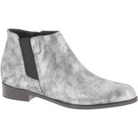 Scarpe Donna Stivaletti Giuseppe Zanotti stivaletti alla caviglia da donna pelle di argento