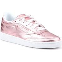 Scarpe Donna Sneakers basse Reebok Sport Club C 85 S Shine Rosa