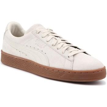 Scarpe Uomo Sneakers basse Puma Suede Classic Natural Crema