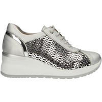 Scarpe Donna Sneakers basse Comart 012930 ARGENTO