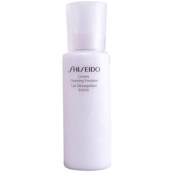 Bellezza Detergenti e struccanti Shiseido The Essentials Creamy Cleansing Emulsion  200 ml