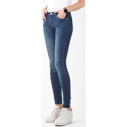 Abbigliamento Donna Jeans skynny Wrangler Natural River W29JPV95C granatowy