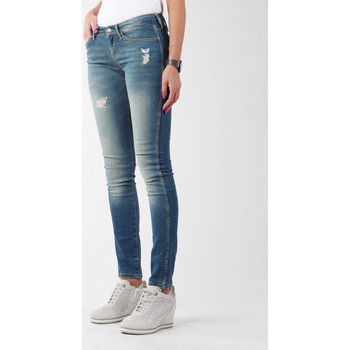 Abbigliamento Donna Jeans skynny Wrangler Sandy Blues W23S4072G blue