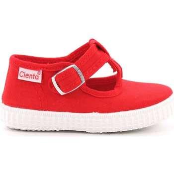 Scarpe Bambina Ballerine Cienta 61 - 51000 Rosso