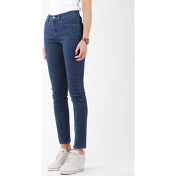 Abbigliamento Donna Jeans skynny Wrangler Blue Star W27HKY93C granatowy