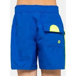 Abbigliamento Unisex bambino Costume / Bermuda da spiaggia Sundek B700BDTA100 001 Azzurro
