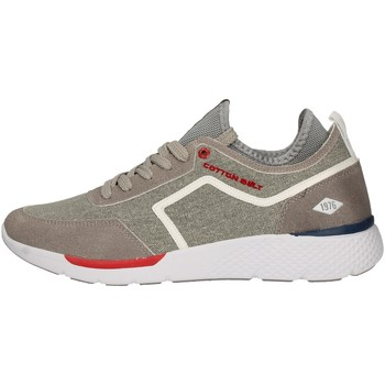 Scarpe Uomo Sneakers basse Cotton Belt OK-23 GRIGIO
