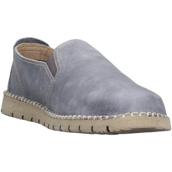 Scarpe Uomo Slip on CallagHan - Slip on  jeans 84701 JEANS