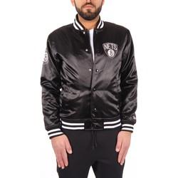 Abbigliamento Uomo Giubbotti New Era - Bomber nero nets 11530724