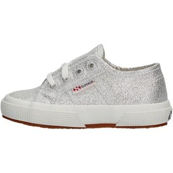Scarpe Bambina Sneakers basse Superga - 2750 lamej argento S002J20 2750 031 ARGENTO