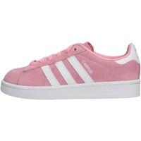 Scarpe Bambina Sneakers basse adidas Originals - Campus c rosa CG6653 ROSA