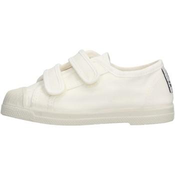 Scarpe Bambino Sneakers basse Natural World - Sneaker da Bambino Bianco in  489E-505