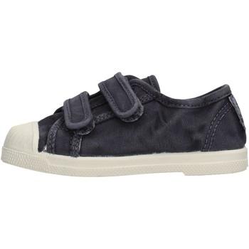 Scarpe Bambino Sneakers basse Natural World - Sneaker da Bambino Blu in  489E-677
