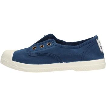 Scarpe Bambino Sneakers basse Natural World - Scarpa lacci azul 470-548 BLU