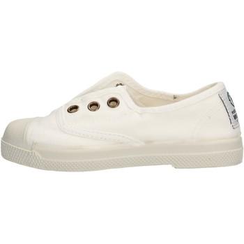 Scarpe Bambina Sneakers basse Natural World - Scarpa lacci bianco 470-505 BIANCO