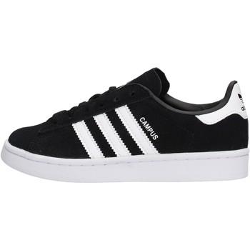 Scarpe Bambino Sneakers basse adidas Originals - Campus c nero BY9594 NERO