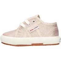 Scarpe Bambina Sneakers basse Superga - 2750 lameb oro S0028T0 2750 941 PLATINO