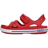Scarpe Bambino Sandali Crocs - Crocband ii sand rosso 14854 ROSSO