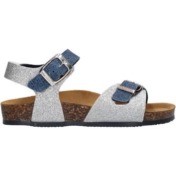 Scarpe Bambina Sandali Gold Star - Sandalo jeans blu 8846J BLU