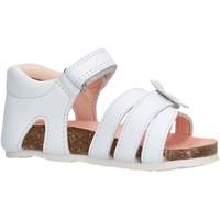 Scarpe Bambina Sandali Pablosky - Sandalo bianco 057700 BIANCO