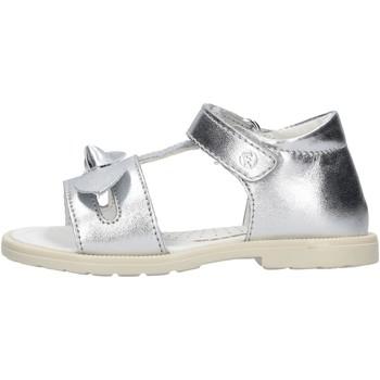 Scarpe Bambina Sandali Falcotto - Sandalo argento PLUSH ARGENTO