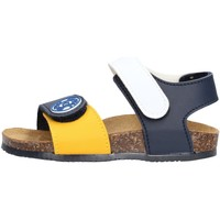 Scarpe Bambino Sandali Gold Star - Sandalo blu /giallo/bco 8852 MULTICOLORE