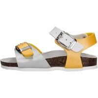 Scarpe Bambina Sandali Gold Star - Sandalo giallo 8846D GIALLO