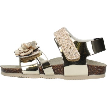 Scarpe Bambina Sandali Gold Star - Sandalo platino 8864X PLATINO