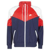 Abbigliamento Uomo giacca a vento Nike M NSW HE WR JKT HD + Marine
