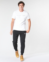 Abbigliamento Uomo Pantaloni da tuta Nike M NSW CLUB JGGR BB Nero