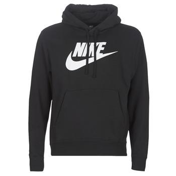 Abbigliamento Uomo Felpe Nike M NSW CLUB HOODIE PO BB GX Nero