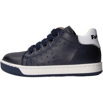 Scarpe Bambino Sneakers basse Falcotto - Polacchino 9101 blu SMITH BLU
