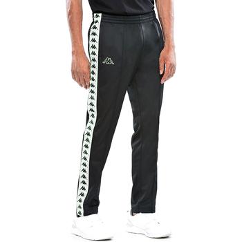 - Pantalone nero/bco 301EFS0-C50
