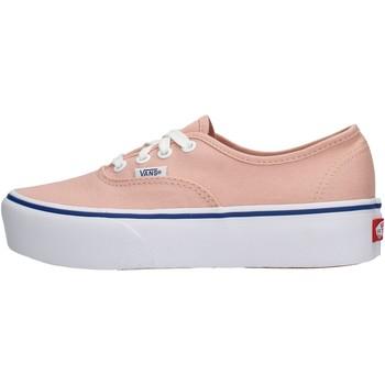 Scarpe Donna Sneakers basse Vans - Authentic plat rosa VA3AV8RZ6 ROSA