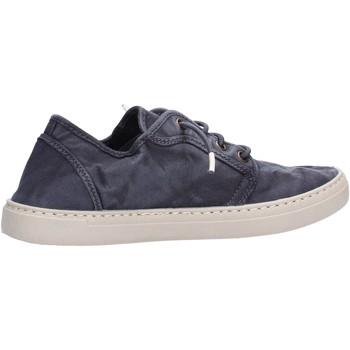 Scarpe Donna Sneakers basse Natural World - Sneaker blu 6302E-677 BLU